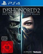 Dishonored 2 - Das Vermächtnis der Maske (PS4) (German Import) (New)