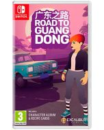 Road to Guangdong (Nintendo Switch) (New)