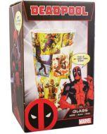Deadpool Glass (New)