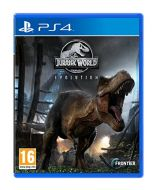 Jurassic World Evolution (PS4) (Preowned)