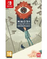 Ministry Of Broadcast (Nintendo Switch) (New)