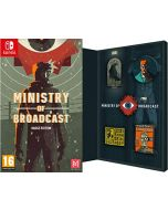 Ministry Of Broadcast Badge Edition (Nintendo Switch) (New)