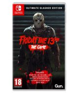 Friday the 13th: The Game - Ultimate Slasher Edition (Switch) (New)