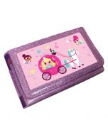 Princess Unicorn Animated 3D Pink Glitter Case (Nintendo 3DS XL /2DS XL) (New)