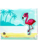 Flamingo - Nintendo 2DS Protective Carry Case with Game Card Storage (Nintendo 2DS) (New)
