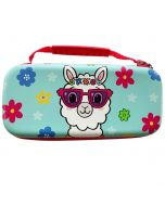 Llama Protective Carry and Storage Case (Nintendo Switch Lite) (Nintendo Switch) (New)