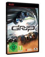 GRIP Combat Racing (PC) (New)