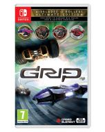 Grip: Combat Racing: Rollers Vs Airblades Ultimate Edition (Switch) (New)