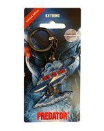 Fanattik- Predator-Keyring-Get To The Chopper, 70972A3C5E (New)
