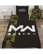 dreamtex Call Of Duty Modern Warfare Icons Single Duvet Cover Set (New)