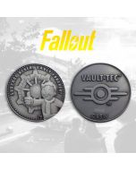 FaNaTtik Fallout Collectable Coin Vault-Tec Coins (New)