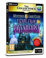 Mystery Case Files: Escape from Ravenhearst - The Collector's Edition (PC DVD) (New)