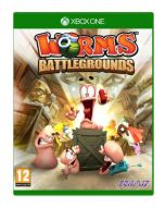 Worms Battlegrounds (Xbox One) (New)