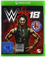 WWE 2K18 (German Version) (Xbox One) (New)