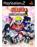 Naruto: Ultimate Ninja  (PS2) (New)