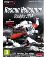 Rescue Helicopter Simulator 2014 (PC DVD) (New)