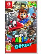 Super Mario Odyssey (Nintendo Switch) (New)