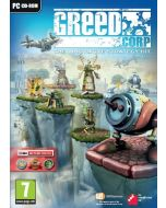 Greed Corp (PC DVD) (New)