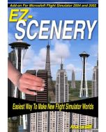 EZ Scenery Add-On for FS 2002/2004 (PC CD) (New)