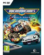 Micro Machines World Series (PC DVD) (New)