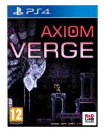 Axiom Verge Standard Edition (PS4) (New)