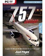 757 Jetliner English (PC DVD) (New)
