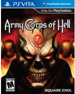 Army Corps of Hell (PS Vita) (Japanese Import) (New)