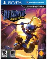 Sly Cooper: Thieves in Time (PS Vita) (New)