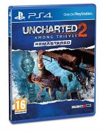 Uncharted 2: Among Thieves Remastered (PS4) (New)