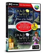The Hidden Mystery Collectives: Shadow Wolf Mysteries 2 and 3 (PC DVD) (New)