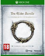 The Elder Scrolls Online Tamriel Unlimited  (Xbox One) (New)