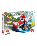 Mario Kart Funracer 1000 Piece Jigsaw Puzzle (New)
