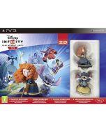 Disney Infinity 2.0 Starter Set (PS3) (New)