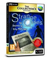 Strange Cases 3: The Secrets of Grey Mist Lake - Collector's Edition (PC DVD) (New)