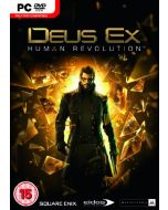 Deus Ex: Human Revolution (PC DVD) (New)