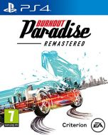 Burnout Paradise Remastered (PS4) (New)