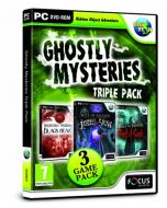 Ghostly Mysteries Triple Pack (New)