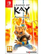 Legend of Kay Anniversary Edition (Nintendo Switch) (New)
