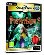 PuppetShow 3: Lost Town Collector's Edition (PC CD) (New)