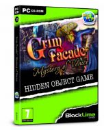 Grim Facade Mystery of Venice (PC CD) (New)