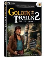 Golden Trails 2: The Lost Legacy Collector's Edition (PC CD) (New)