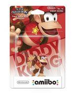 Diddy Kong No.14 amiibo (Nintendo Wii U/3DS) (New)