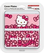 Nintendo New 3DS Cover Plate - Hello Kitty (New)