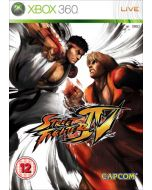 Street Fighter IV (Xbox 360) (New)