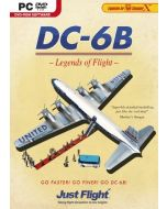 DC-6B Legends of Flight (PC DVD) (New)