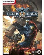 Mechs and Mercs: Black Talons (PC DVD) (New)