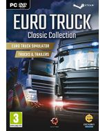 Euro Truck Classic Collection (PC DVD) (New)