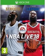 NBA Live 18 (Xbox One) (New)