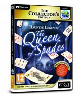 Haunted Legends: The Queen of Spades Collector's Edition (PC DVD) (New)