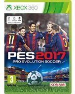 PES 2017 (Xbox 360) (New)